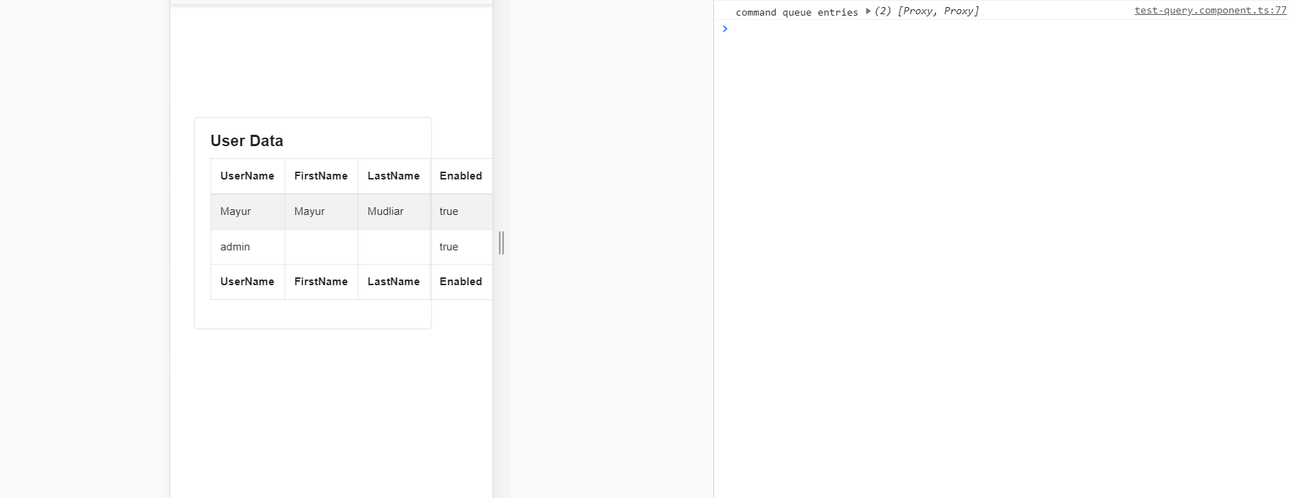 Can any one help me with the responsive bootstrap4