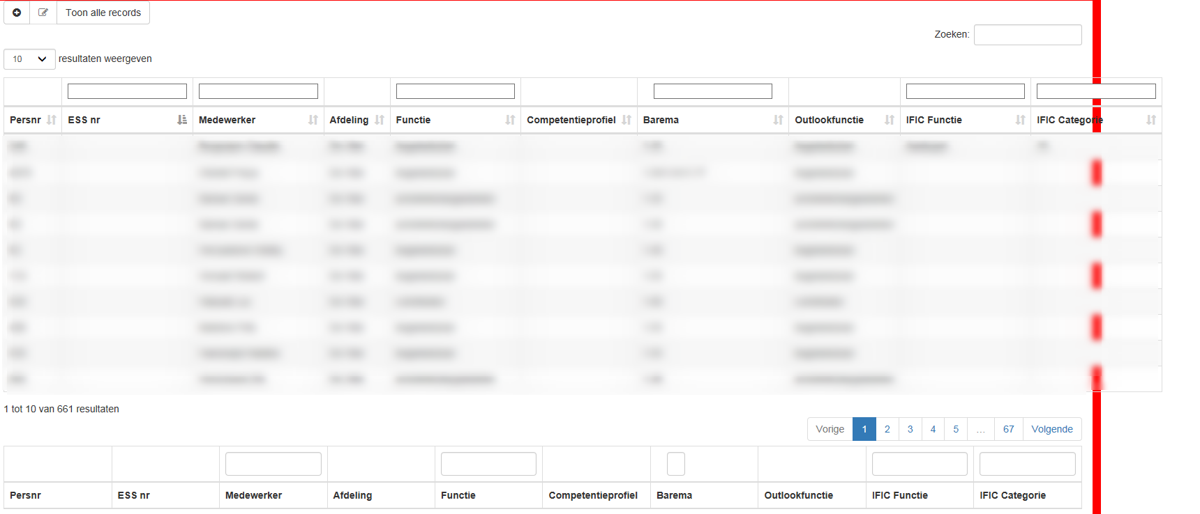 datatable is going outside my container — DataTables forums